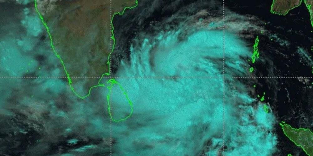 Cyclonic Storm Amfan