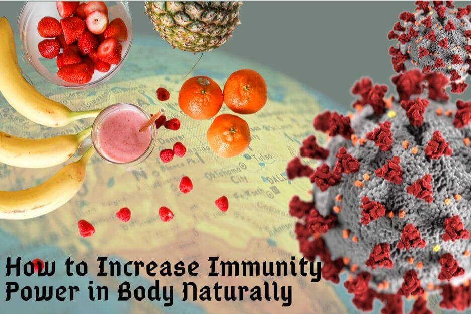 How to Increase Immunity Power