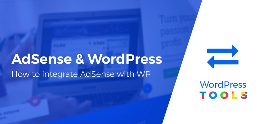 configure Google Adsense account with WordPress website